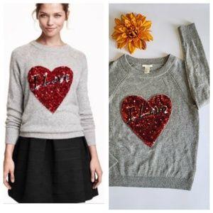 H&M Gray Sweater